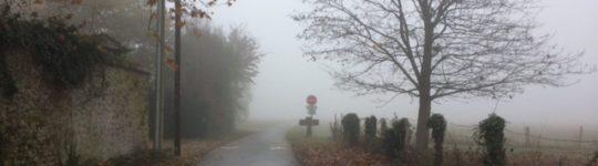 Reprendre confiance dans le brouillard
